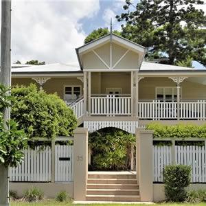 Bardon Residence